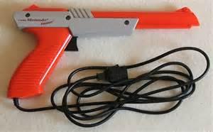 Duck Hunt Gun for the NES