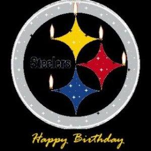 Steelers Birthday