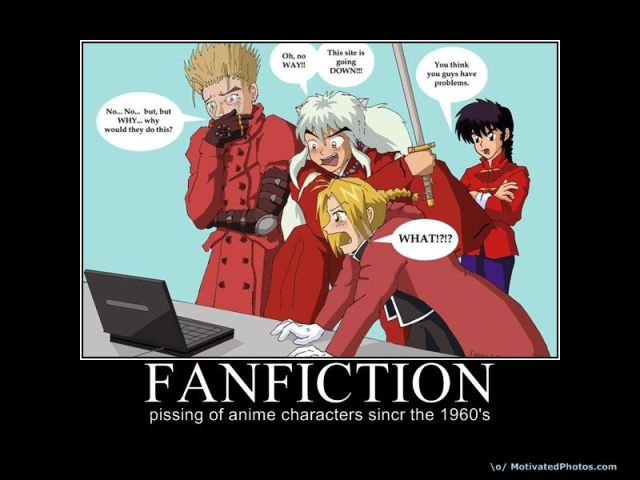 Fan Fiction Meme