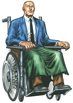 Professor X of the X-Men