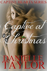 Captive at Christmas Cover