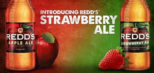 Redds Strawberry Ale