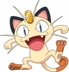 Meowth from Pokemon