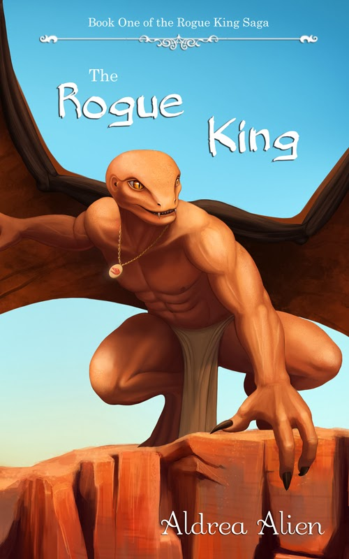 The Rogue King By Aldrea Alien CLICK HERE FOR MORE INFO