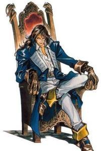 Richter Belmont from Castlevania