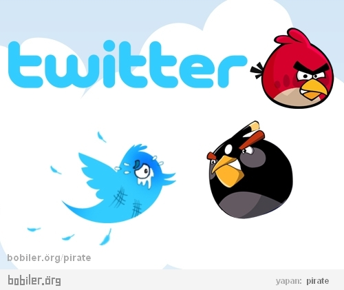 Twitter and Angry Birds (Yahoo Image Search)