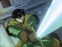 Parn from Record of Lodoss War