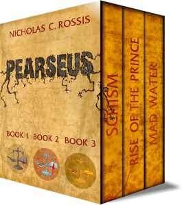 WRITING AND PROMOTING A SERIES: Series authors, Nicholas C. Rossis and Charles Yallowitz (3/6)