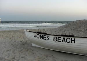 Jones Beach on Long Island, NY