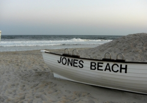 Jones Beach on Long Island, NY