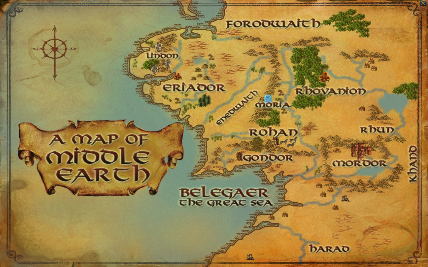 How Powerful is the Kingdom of Serab  Legends of Windemere