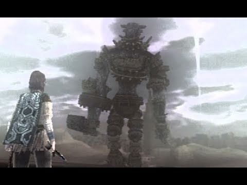Shadow of the Colossus for the PS2