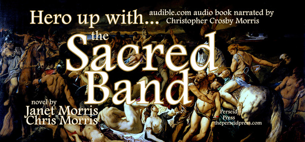 Sacred Band by Janet Morris and Chris Morris