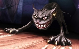 Cheshire Cat from American McGee's Alice