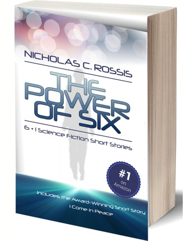Power of Six by Nicholas C. Rossis