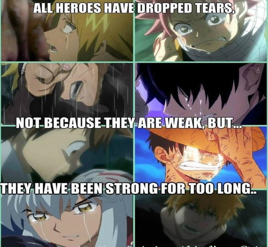 Cry out for a Hero