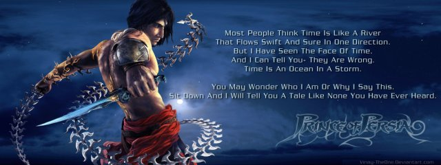 Prince of Persia Quote