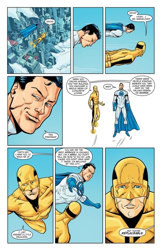 Sidekicks #1 - Page 11