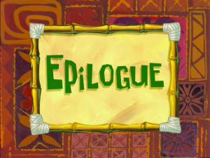 Spongebob Epilogue