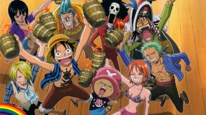 Straw Hat Crew from One Piece