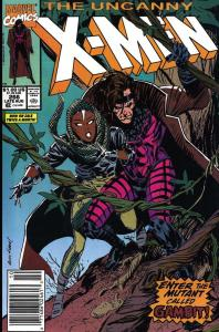 First Appearance of Gambit in Uncanny X-Men