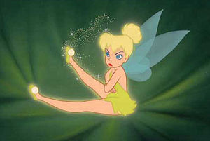TinkerBell (Best I could find that wasn't DeviantArt)