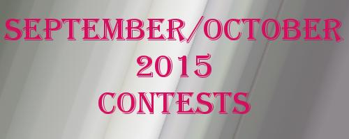 September October Contests