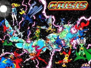 Crisis on Infinite Earths by DC Comcis