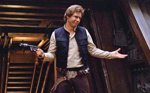 Han Solo has nothing to do with this topic