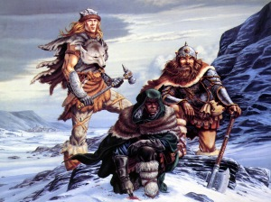 Heroes from Forgotten Realms