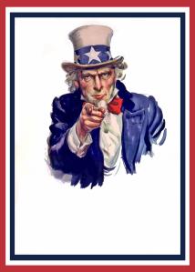 Uncle-Sam-World-War-2-Poster
