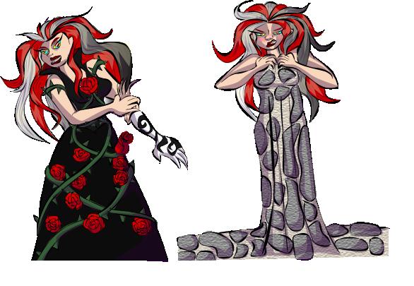 Aeriel the Insanity Goddess