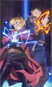 Fullmetal and Flame Alchemists
