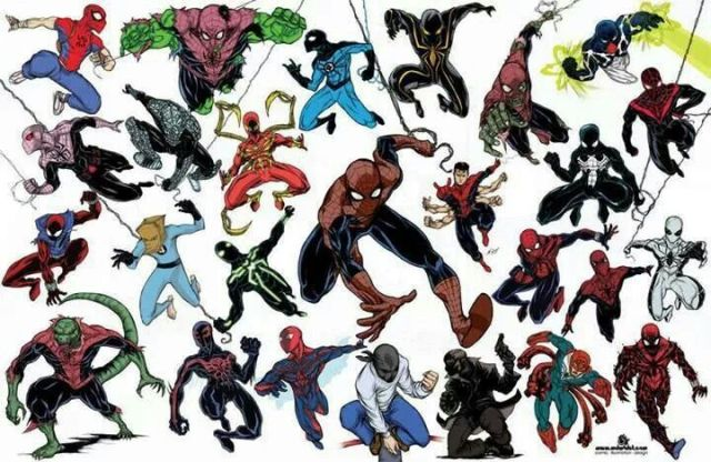Some Spider-Based Hero Who is Getting a 3rd Movie Incarnation