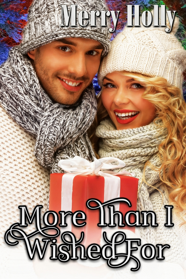 MH More Than I Wished For--Winter4 BARNES AND NOBLE