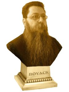CS Boyack