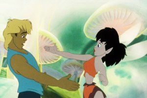 Crysta and Zak from FernGully
