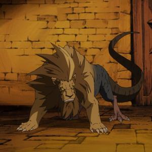 Fullmetal Alchemist Chimera