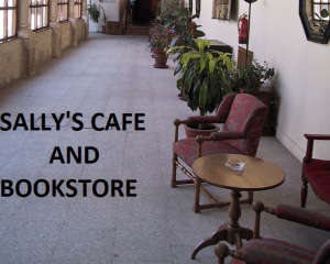 sally's cafe and bookstore