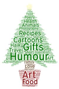 Bloggers around the Christmas Tree