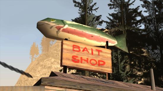 GTA Bait Shop