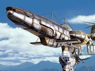 Final Fantasy 7 Highwind