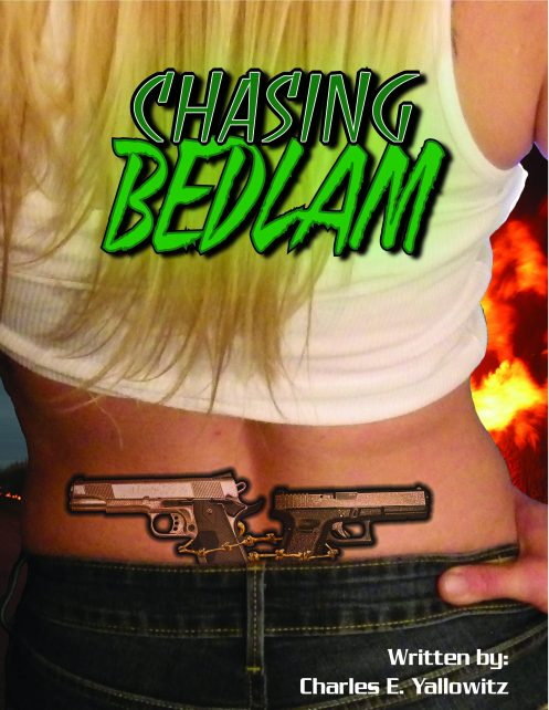 Cover Art by Jon Hunsinger
