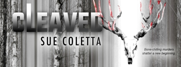 Banner image for Cleaved by Sue Coletta