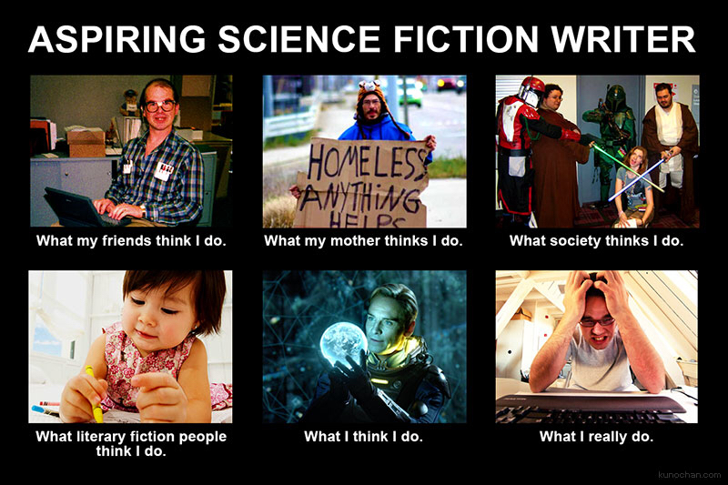 Science writers xl