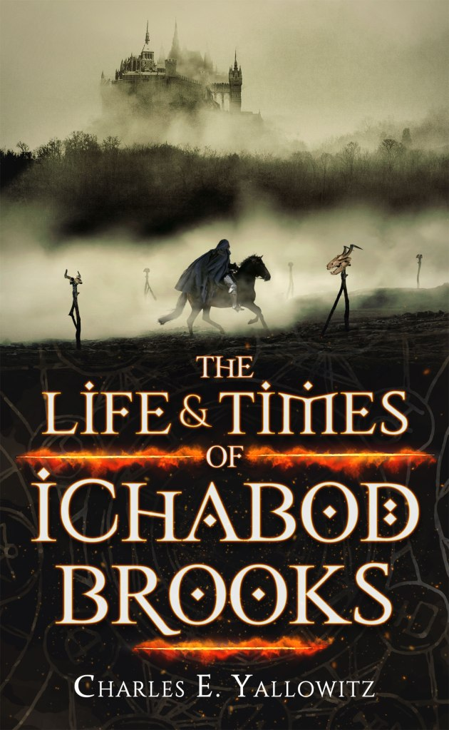 New Release: The Life & Times of Ichabod Brooks