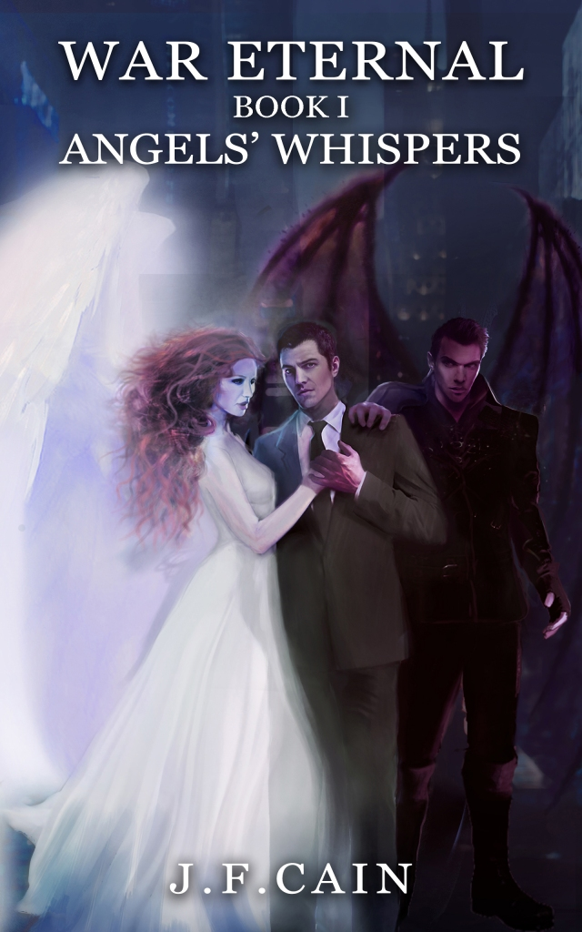 Angels Whispers Cover