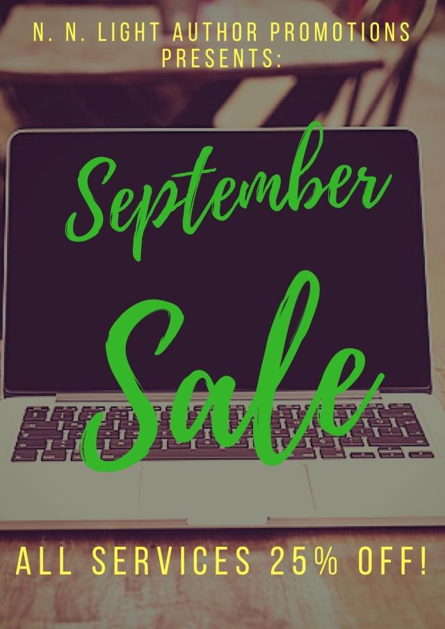 NNLAP September Sale