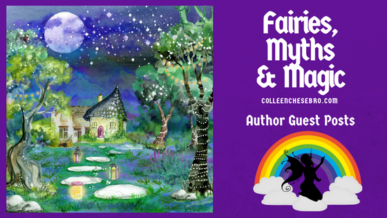fairies,myths& magic header