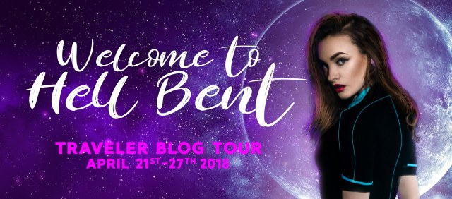 Traveler Blog Tour Welcome to Hell Bent